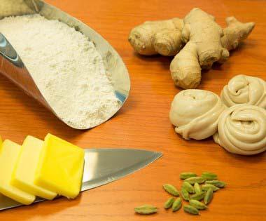 Chapti & karak Making