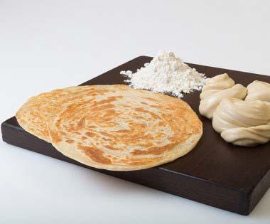 Chapati & Karak Making