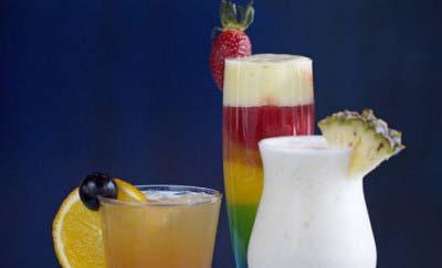 Lwzaar-Mocktails