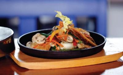 thai hot pan