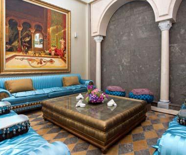 Sukar Pasha Inside View